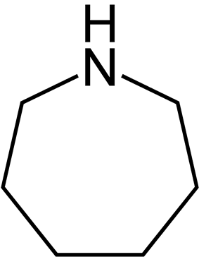 Structure of Azepane