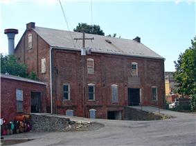 B.B. Martin Tobacco Warehouse