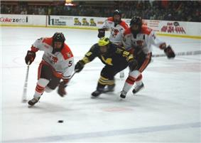 BGSU Ice Hockey vs. Michigan