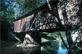 Bittenbender Covered Bridge