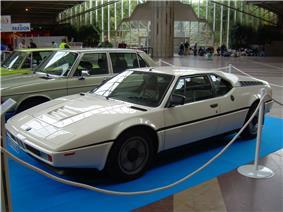 1981 BMW M1.
