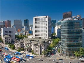Bank of Korea Headquarters