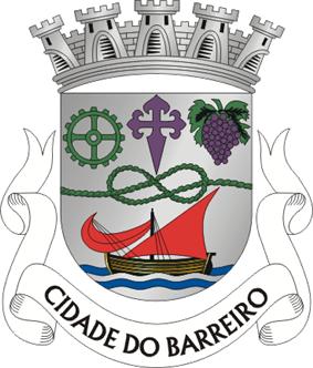 Coat of arms of Barreiro