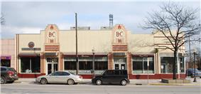 B and C Grocery Building