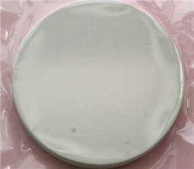 Barium titanate ceramics in plastic package