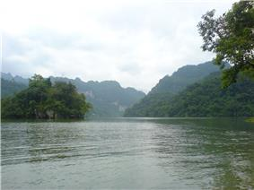 Ba Bể Lake
