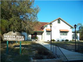 Babson Park Woman's Club