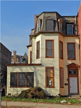 David Bachrach House