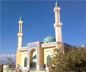 Baghshan Mosque at Nishapur.JPG