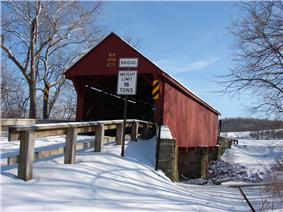 Bailey Covered Bridge