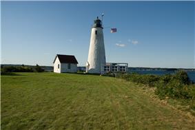 Baker's Island Light Station