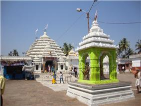 Baladevjew Temple, Ichhapur, Kendrapara district, Odisha.