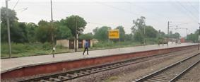 Ballabgarh railway station