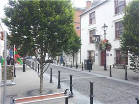 Pearse Street, Ballina