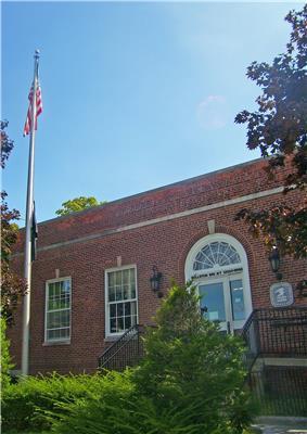 US Post Office-Ballston Spa