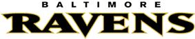 Baltimore Ravens wordmark