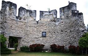 Baluarte (watchtower) of Oslob