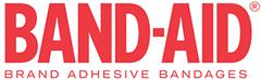 Band-Aid brand logo.