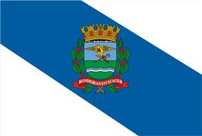 Flag of Ribeirão Preto, São Paulo