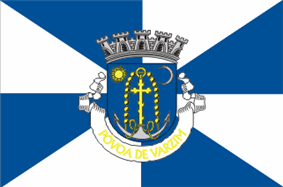 Flag of Póvoa de Varzim