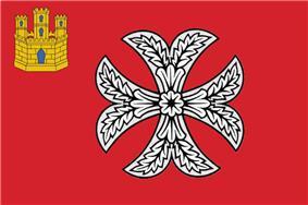Flag of San Millán de la Cogolla