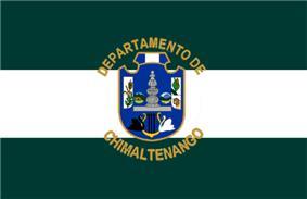 Flag of Chimaltenango