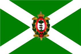 Flag of Victoria de Durango