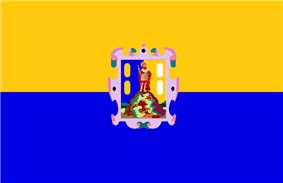 Flag of San Luis Potosí