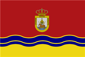 Flag of Sanlúcar de Barrameda