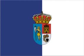 Flag of Arganda del Rey