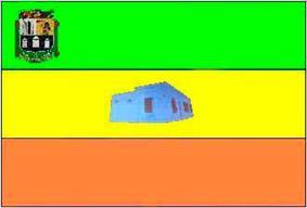 Flag of San Carlos de Austria