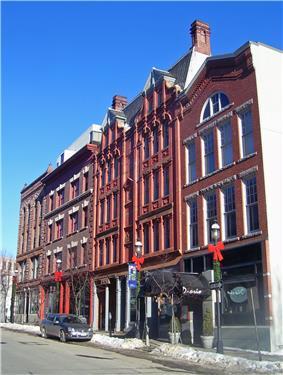 Bank Street Historic District
