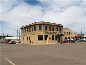 Dakota Western Bank, Bowman, North Dakota