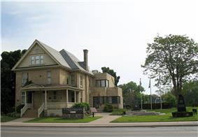 Exterior view of Banting House