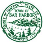 Official seal of Bar Harbor, Maine