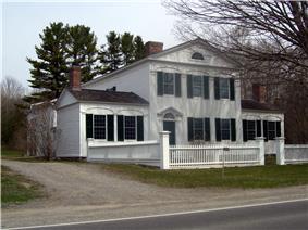 Exterior view of Barnum House
