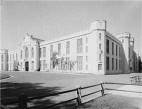 Barracks, Virginia Military Institute
