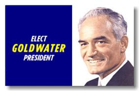 Barry Goldwater for President logo