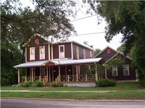 Northeast Bartow Residential District