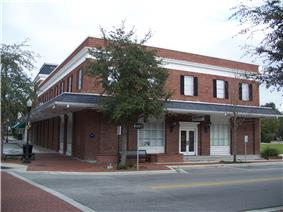 Bartow Downtown Commercial District