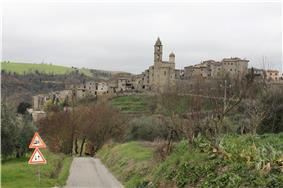 A view of Baschi