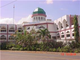 Basilan Provincial Capitol, former site of Fort Isabella Segunda