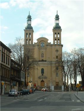 Basilica in Pszów