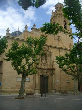 Basilica of Nuestra Señora del Socorro (17th century).