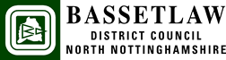 Official logo of Bassetlaw District