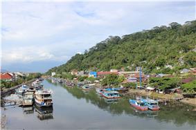 Padang old town