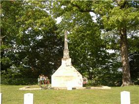 Battle of Tebb's Bend Monument