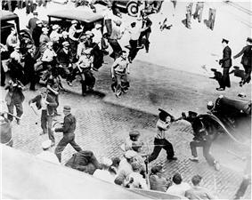 Minneapolis Teamsters Strike of 1934