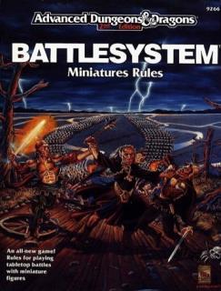 Battlesystem 2nd Edition