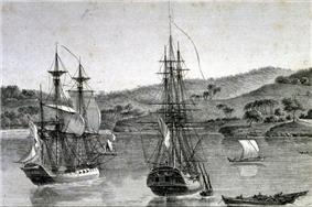 Ships of the Baudin expedition